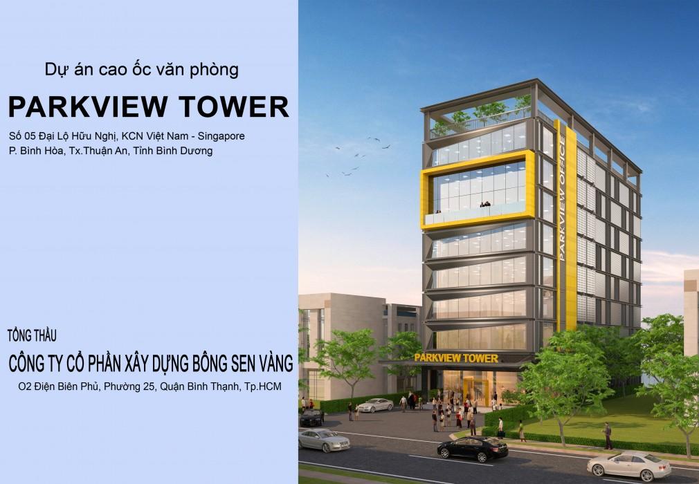 Dự Án Cao ốc văn phòng PARKVIEW TOWER
