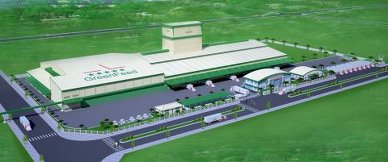 Nhà máy GREENFEED VIỆT NAM – Chi nhánh Vĩnh Long