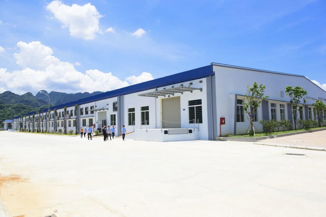 Dự án nhà kho xây sẵn xưởng 51 – Amata